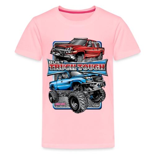 Built Truck Tough - Kids' Premium T-Shirt