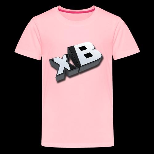 xB Logo - Kids' Premium T-Shirt