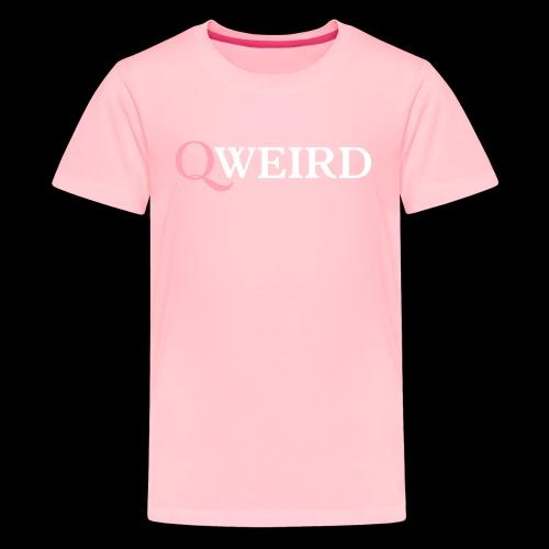 (Q)weird - Kids' Premium T-Shirt