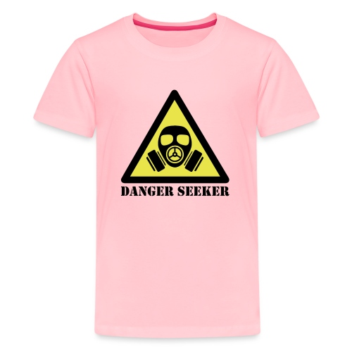 Danger Seeker - Kids' Premium T-Shirt