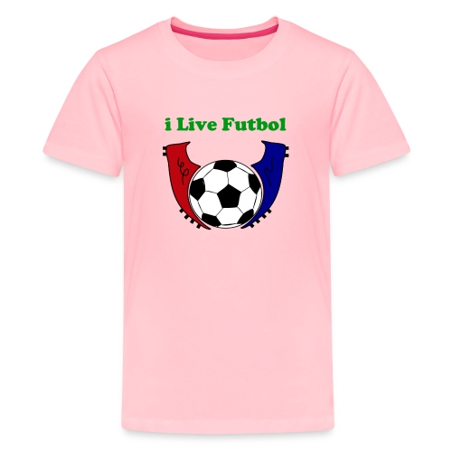 shirt with title png - Kids' Premium T-Shirt