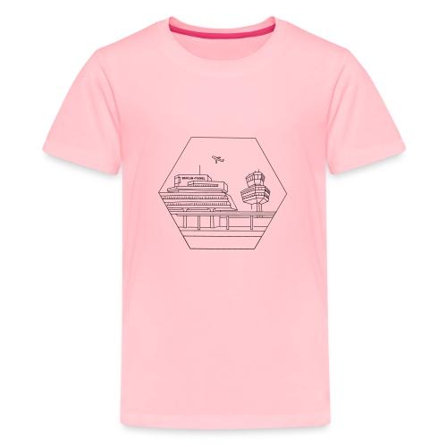 Airport Tegel in Berlin - Kids' Premium T-Shirt