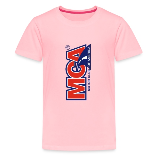 MCA Logo Iphone png - Kids' Premium T-Shirt