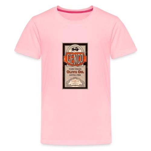 Genco Olive Oil Co - Kids' Premium T-Shirt