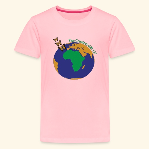 The CG137 logo - Kids' Premium T-Shirt