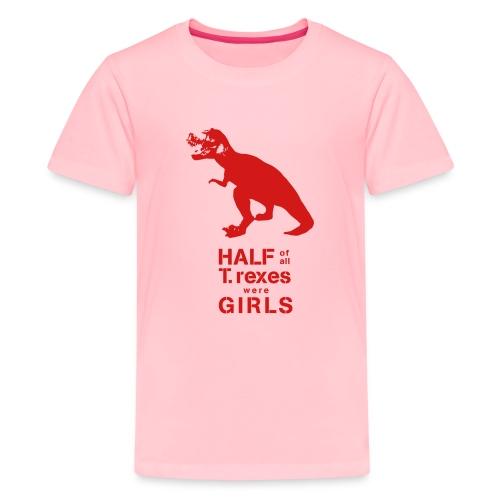 Tyrannosaurus Rex - Kids' Premium T-Shirt