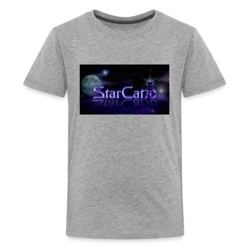 StarCat70 Design copy jpg - Kids' Premium T-Shirt