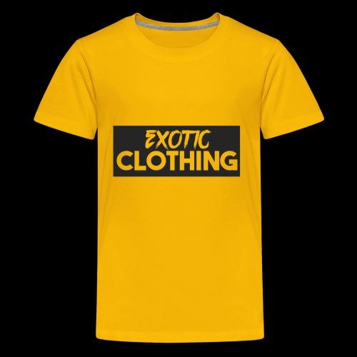Exotic Logo - Kids' Premium T-Shirt