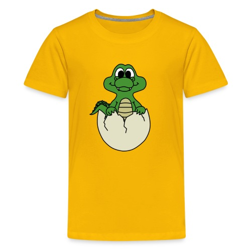 Crock Hatchling - Kids' Premium T-Shirt