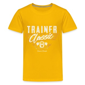 sport Shirt Design - Kids' Premium T-Shirt