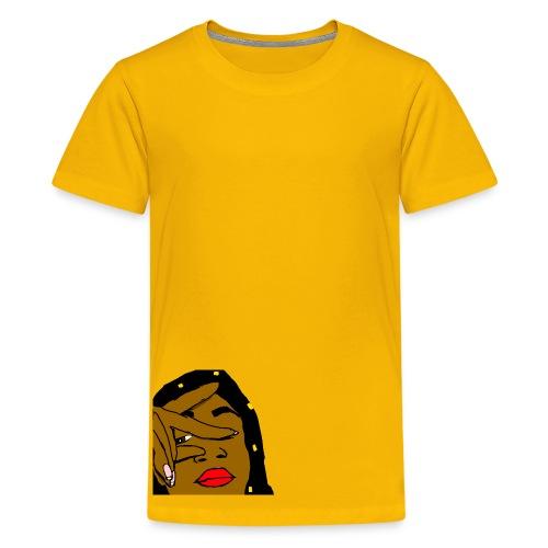 Yo Apparel Collection - Kids' Premium T-Shirt