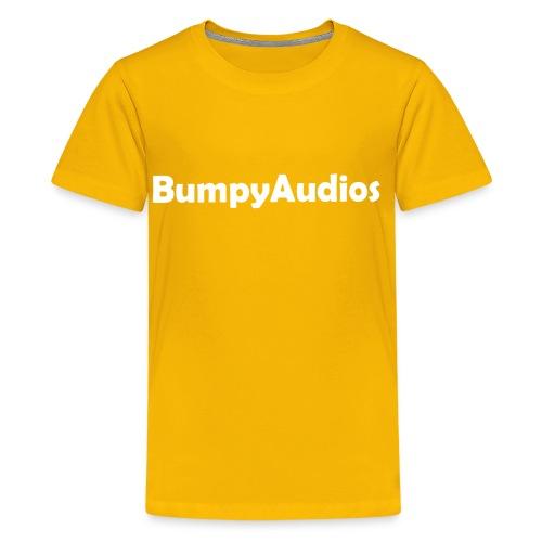 BumpyLogo - Kids' Premium T-Shirt