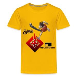 Tshirt By Kantus Salvaje - Kids' Premium T-Shirt