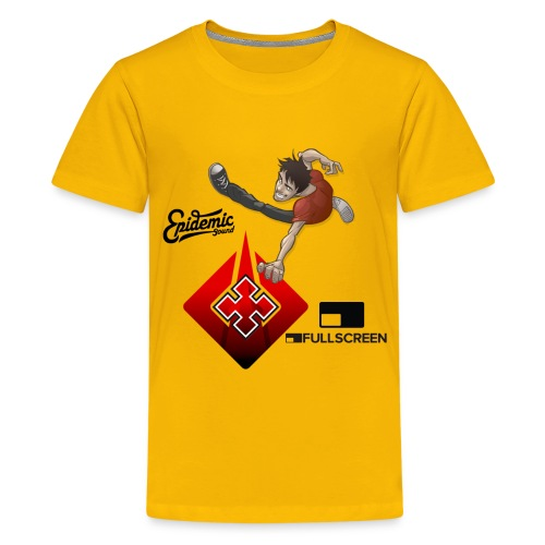 Tshirt By Kantus Salvaje - Kids' Premium T-Shirt