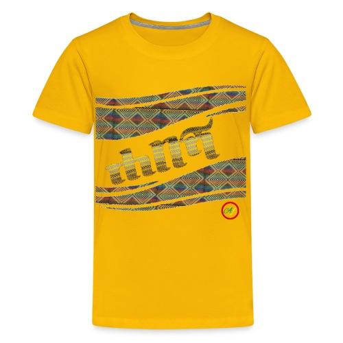 Habesha - Kids' Premium T-Shirt