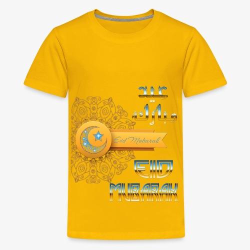 Eid Mubarak , - Kids' Premium T-Shirt