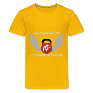 Knockout Conditioning - Kids' Premium T-Shirt