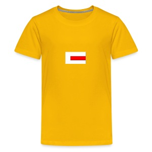 Flag Industrys flag Logo - Kids' Premium T-Shirt