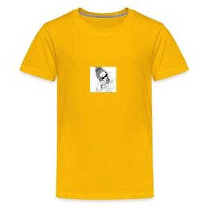 Fashionable Pin - Kids' Premium T-Shirt