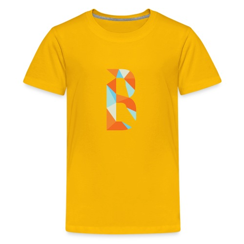 Simple Tee B - Kids' Premium T-Shirt