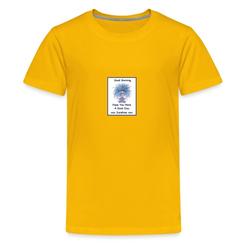 Morning sunshine - Kids' Premium T-Shirt