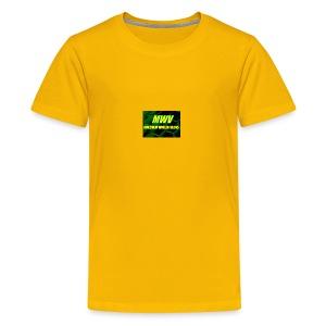 MWV vlogs - Kids' Premium T-Shirt
