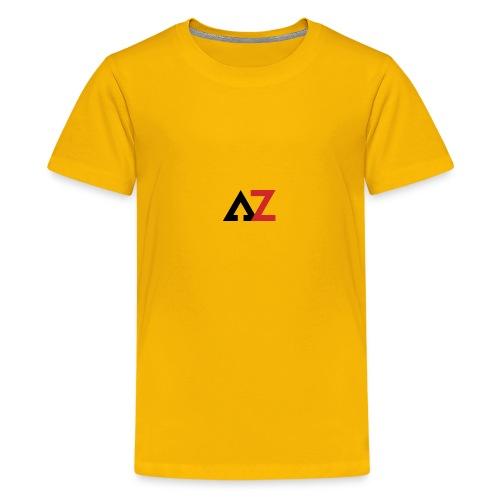 AZ Management logo - Kids' Premium T-Shirt
