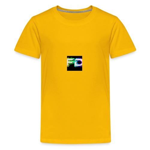 Fares destroyer official merchandise - Kids' Premium T-Shirt
