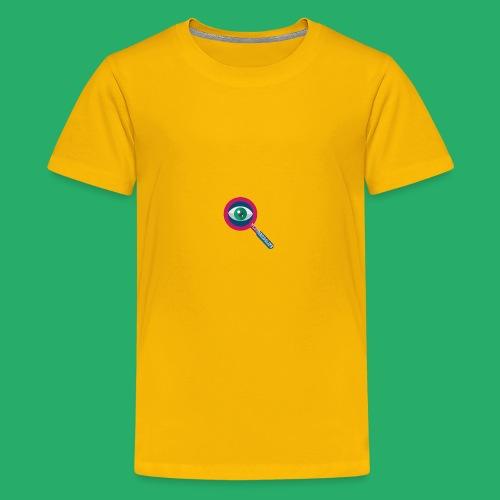 Vlogggggggggeeerrr - Kids' Premium T-Shirt