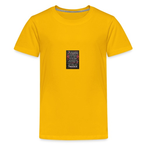 Support - Kids' Premium T-Shirt