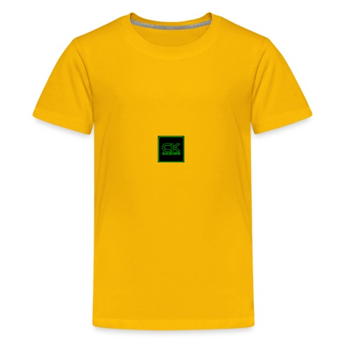 ck gaming - Kids' Premium T-Shirt