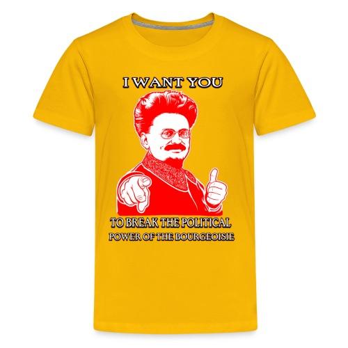 I want you... - Kids' Premium T-Shirt