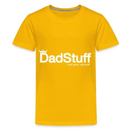 Dadstuff Full Horizontal - Kids' Premium T-Shirt