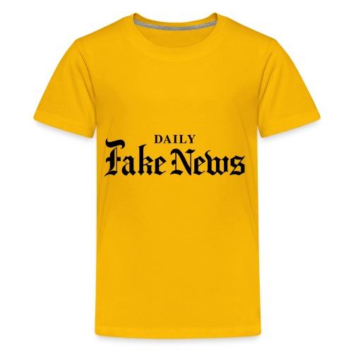 DAILY Fake News - Kids' Premium T-Shirt