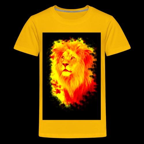 King of the jungle! - Kids' Premium T-Shirt