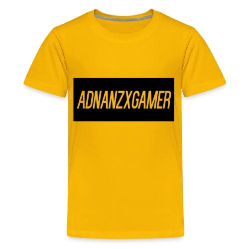 AdnanZXgamer - Kids' Premium T-Shirt