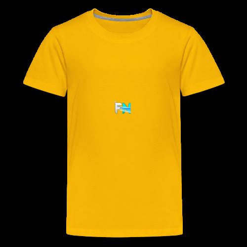 Futuristic Networks - Kids' Premium T-Shirt