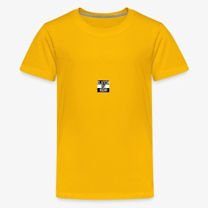clutch or kick - Kids' Premium T-Shirt