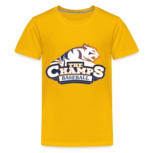 The Champs Team Logo - Kids' Premium T-Shirt