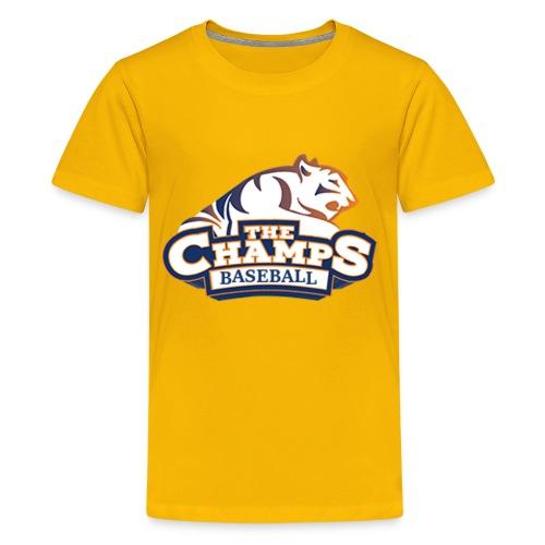 The Champs Team Logo - Kids' Premium T-Shirt