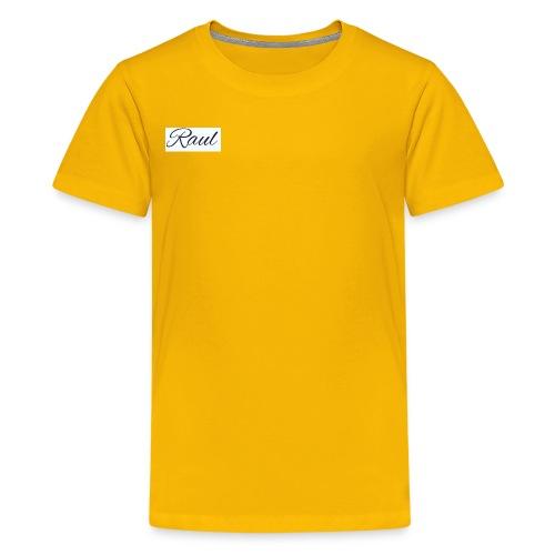 because we just hit 100 sub - Kids' Premium T-Shirt