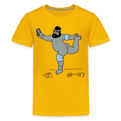 Grace Jones Bear - Kids' Premium T-Shirt