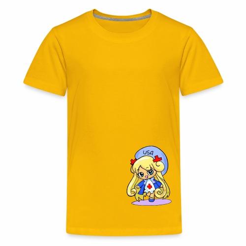 Nurse Nim - Kids' Premium T-Shirt