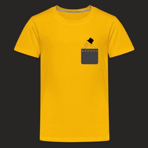 Pocket Pug - Kids' Premium T-Shirt
