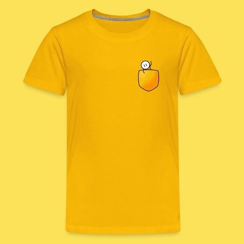 Pocket - Kids' Premium T-Shirt