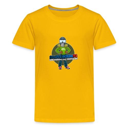 SUPER SMOKE - Kids' Premium T-Shirt