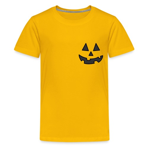 Pumpkin - Kids' Premium T-Shirt