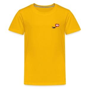 i say yes - Kids' Premium T-Shirt