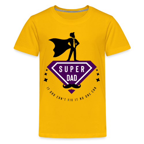 Father's Day - Kids' Premium T-Shirt