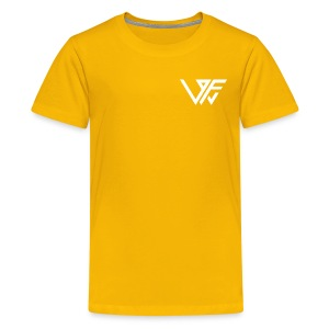 Official Williams Fam Apparel - Kids' Premium T-Shirt